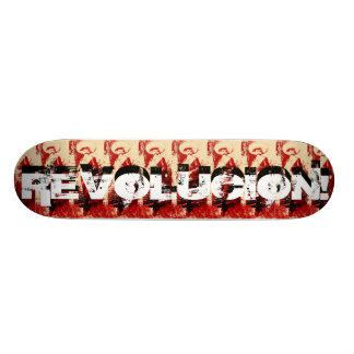 REVOLUCION!zapata [TRAGICTRUTHOLOGY] {{24657227}} 21.3 Cm Mini Skateboard Deck