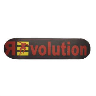 Revolution #9 skate decks