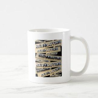 Revolution Basic White Mug