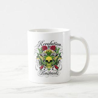 Revolution Bastards Basic White Mug
