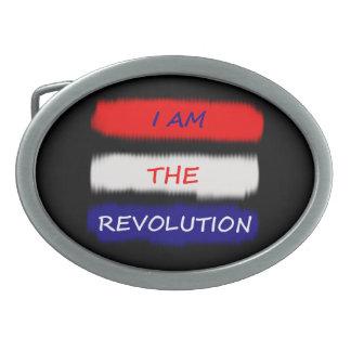 Revolution Belt Buckle