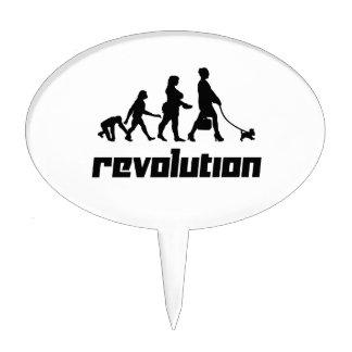 Revolution Cake Pick