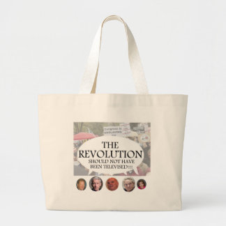 revolution canvas bag