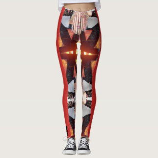 Revolution Child, Psycho' Leggins talk Leggings