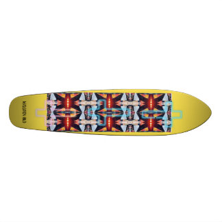 Revolution Child, Psycho' skateboard Yellow