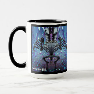 Revolution Child, Uranus & Oracle' Coffe Mug Cup