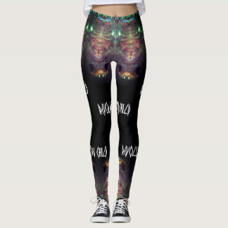 Revolution Child, Uranus & Oracle' Leggins Leggings