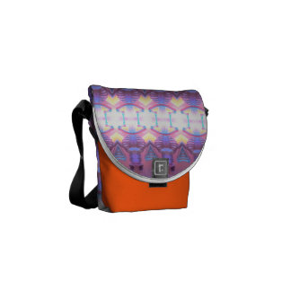 Revolution Child, Uranus & Oracle' Messenger Bag