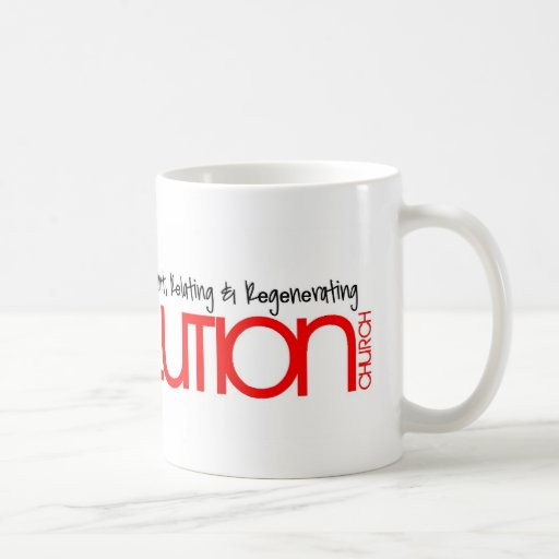 Revolution Church Coffee Mug