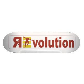 Revolution Competition Custom Skate Board