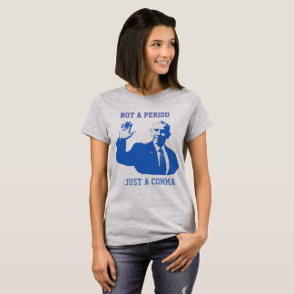 Revolution Day Zero, Not A Period Just A Comma T-Shirt