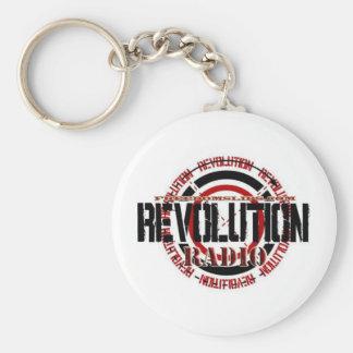 Revolution Radio Key Ring
