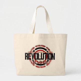 Revolution Radio Large Tote Bag