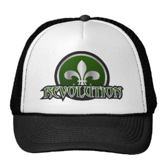 Revolution T-Shirt Cap
