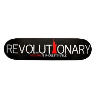 Revolutionary 20.6 Cm Skateboard Deck