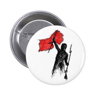 Revolutionary! 6 Cm Round Badge