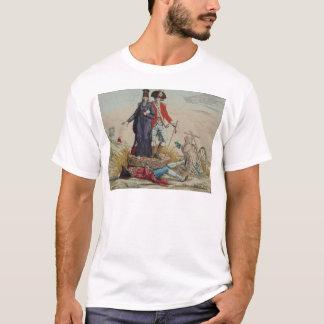 Revolutionary cartoon about Tithes T-Shirt