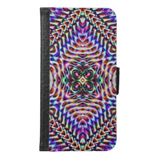 Revolutionary Diagonalogy Samsung Galaxy S6 Wallet Case