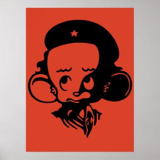 Revolutionary Hamster Poster