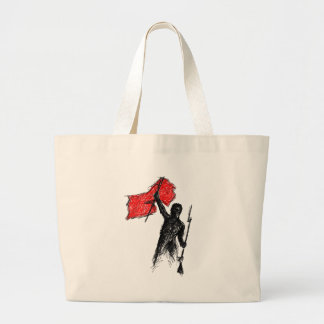 Revolutionary! Jumbo Tote Bag