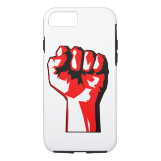 Revolutionary Raised Fist Tough iPhone 7 Case