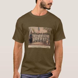 Revolutionary War Negroe propaganda poster T-Shirt