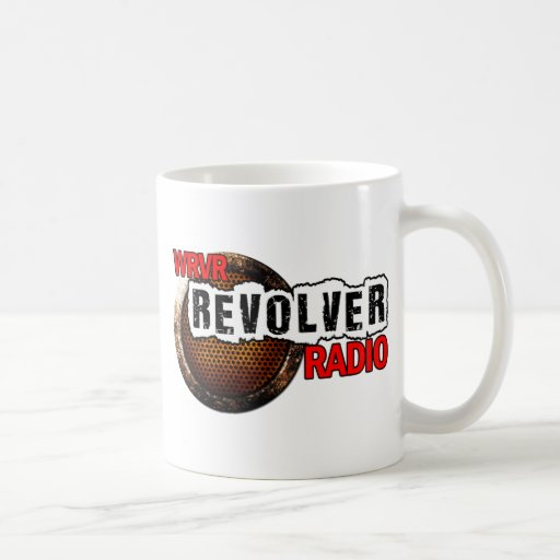 Revolver Radio Station Mug