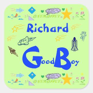 Reward Boys Stickers