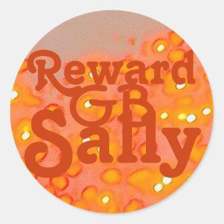 Reward GB Stickers
