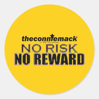 reward round sticker