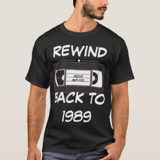 Rewind Back to 1989 T-Shirt
