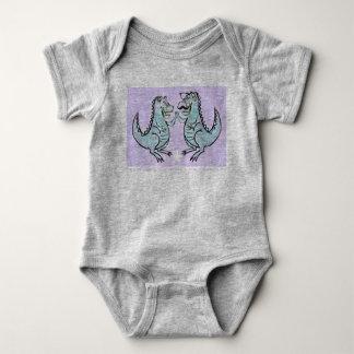 Rex Dancing Baby Bodysuit