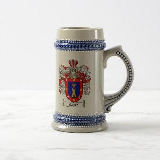 Reyes Coat of Arms Stein