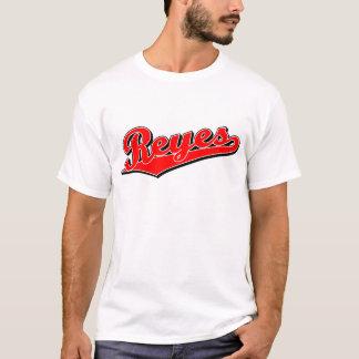Reyes in Red T-Shirt
