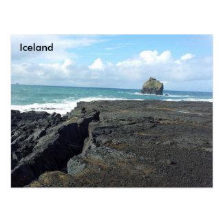 Reykjanes, Iceland Postcard