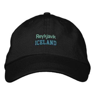 REYKJAVIK cap Embroidered Hats