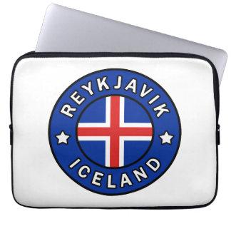 Reykjavik Iceland Laptop Sleeve