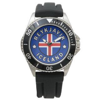 Reykjavik Iceland Watch