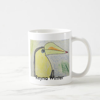 Reyna Winter Coffee Mug