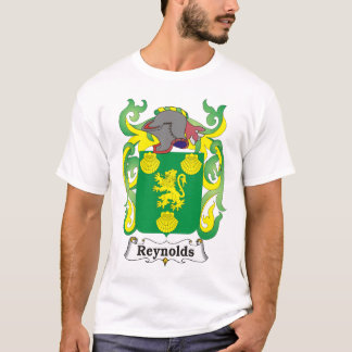 Reynolds Family Coat of Arms T-shirt
