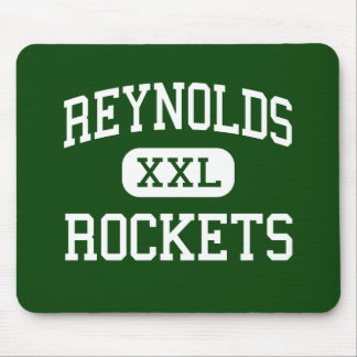 Reynolds - Rockets - High - Asheville Mouse Pad