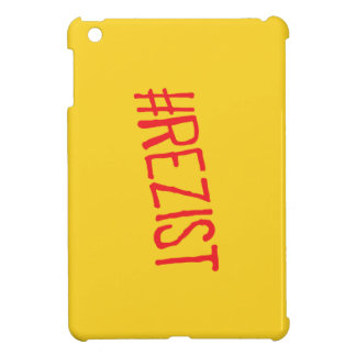 rezist romania political slogan resist protest sym iPad mini covers
