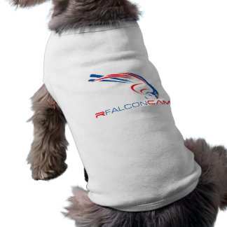 Rfalconcam Doggie Ribbed Tank Top Doggie Tee Shirt