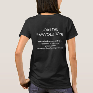 RFC JOIN THE RAWVOLUTION Women's Shirt