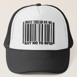 RFID TRUCKER HAT