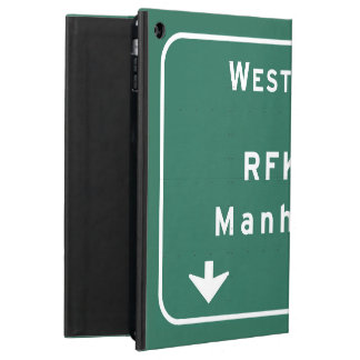 RFK Bridge I-278 Interstate NYC New York City NY iPad Air Cover