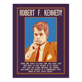 RFK - Future Postcard