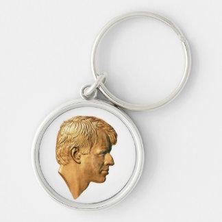 RFK Profile Key Ring