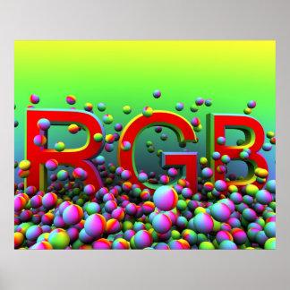 RGB POSTER