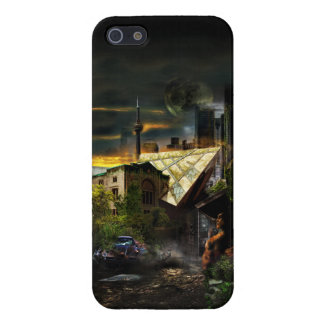 rh evolution - iPhone iPhone 5/5S Cover